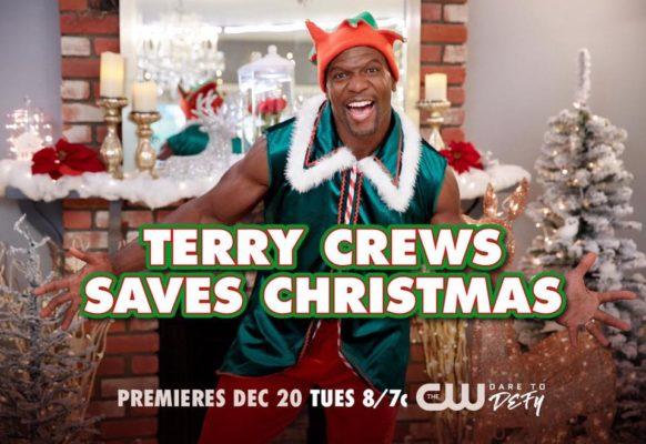 Terry Crews Saves Christmas TV show on CW: ratings (cancel season 2?)
