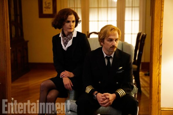 The Americans TV show on FX: canceled or renewed?