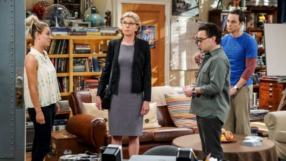 The Big Bang Theory: canceled or renewed?