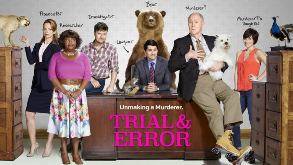 Trial & Error TV show on NBC: season 1 (canceled or renewed?)
