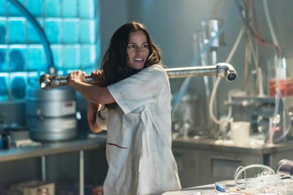 Van Helsing TV show on Syfy: season 2 (canceled or renewed?) Van Helsing TV show on Syfy: season 2 teaser (canceled or renewed?)
