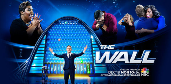 The Wall TV show on NBC: ratings (cancel or season 2?)