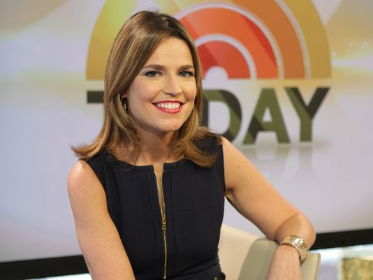 Today Show Savannah Guthrie Renews Contract For Nbc Series - Canceled  Renewed Tv -5225