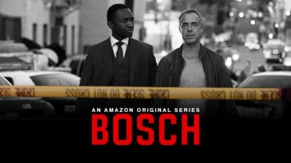 Bosch TV Show: canceled or renewed?