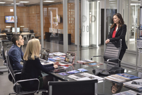 Conviction TV show on ABC: canceled or renewed?