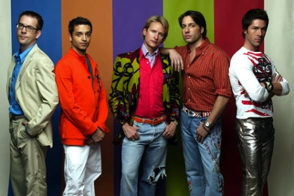 Queer Eye for the Straight Guy TV show on Bravo: canceled or renewed?