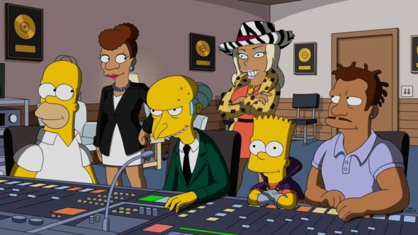 The-Simpsons TV Show: canceled or renewed?
