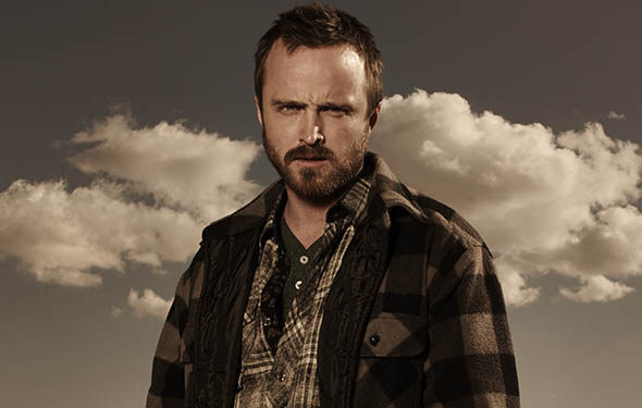 Aaron Paul on Breaking Bad
