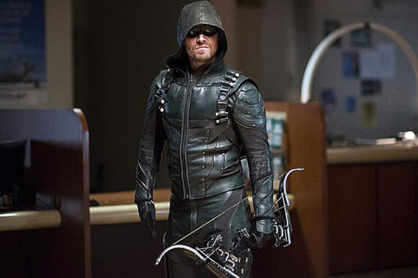 Arrow TV show on The CW: season 6