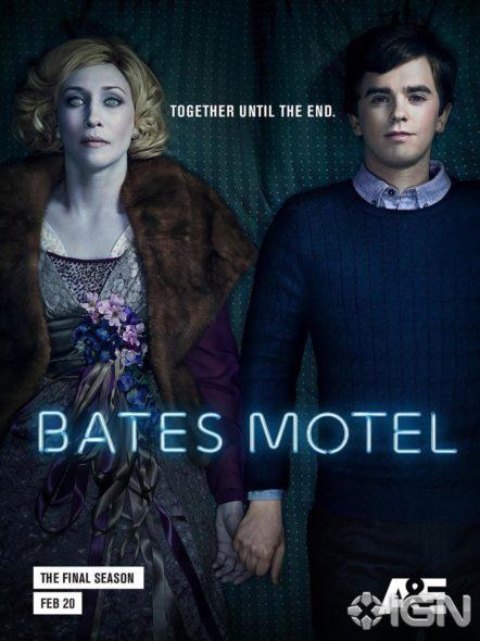 Bates Motel on A&E: cancelled or season 6? (release date) - canceled