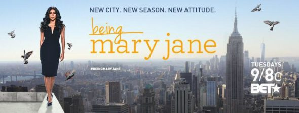Being Mary Jane TV show on BET: ratings (cancel or season 5?)