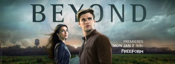 Beyond TV show on Freeform: ratings (cancel or season 2?)
