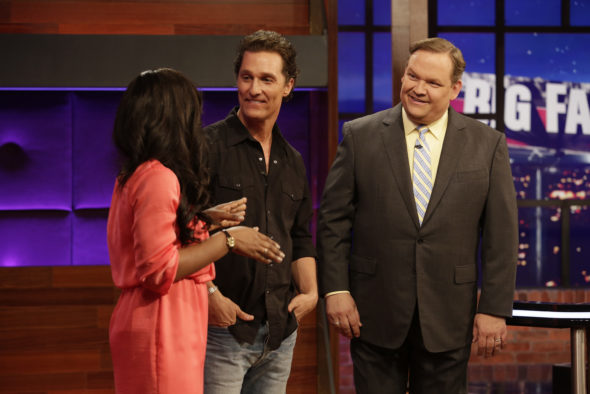 Big Fan TV show on ABC: ratings (cancel or season 2?)