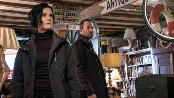 Blindspot TV show on NBC: season 3 (canceled or renewed?)