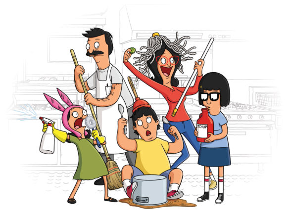 Bob's Burgers TV show on FOX: season 8 (canceled or renewed?)