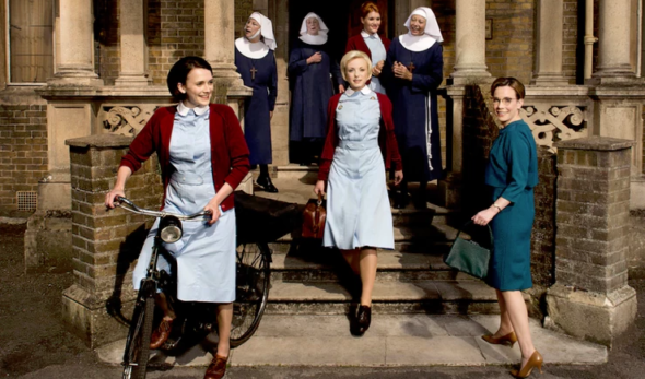 Call the Midwife TV show on PBS: canceled or renewed?