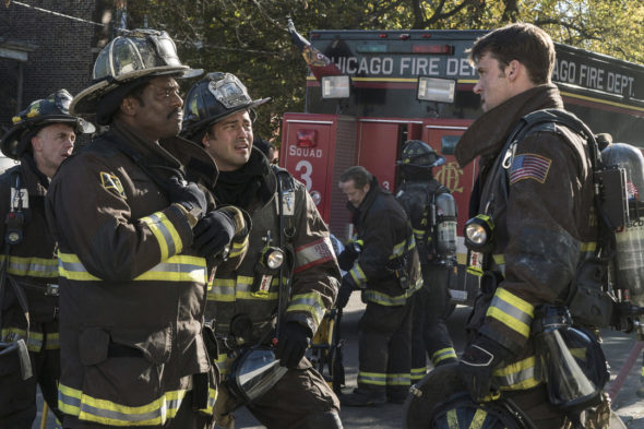 Chicago Fire TV show on NBC: season 6 (canceled or renewed?)