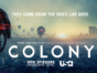 Colony TV show on USA Network: ratings (cancel or season 3?)