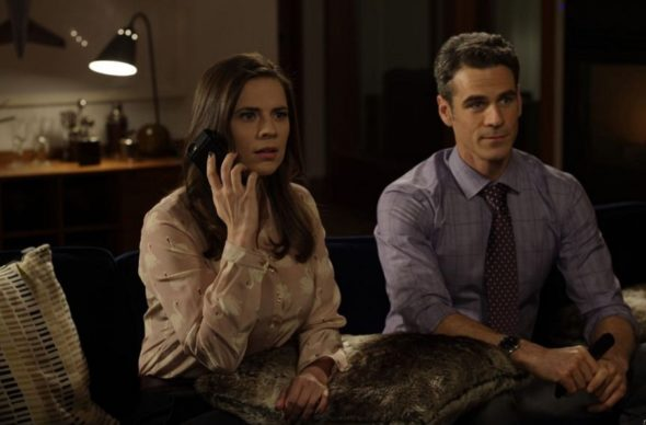 Conviction TV Show: canceled or renewed?