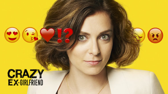 Crazy Ex-Girlfriend TV show on The CW: season 3 (canceled or renewed?)
