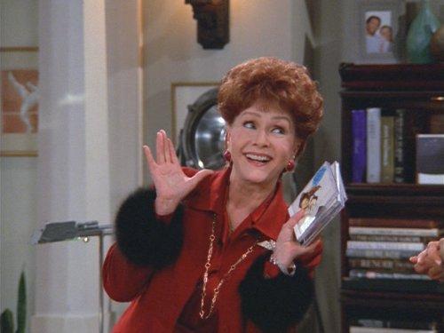 Will & Grace TV show on WE tv: Debbie Reynolds as Bobbi Adler marathon (canceled or renewed?)