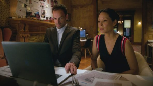 Elementary TV show on CBS: season 6 (canceled or renewed?)