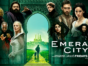 Emerald City TV show on NBC: ratings (cancel or season 2?)