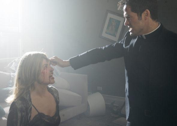 The Exorcist TV show on FOX: season 2 (canceled or renewed?)
