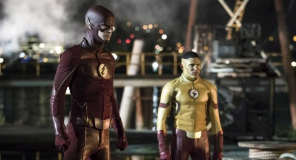 The Flash TV show on The CW: season four renewal