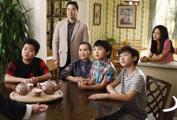 Fresh Off the Boat TV show on ABC: season 4 (canceled or renewed?)