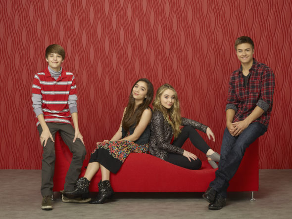 Is the Girl Meets World TV show canceled or renewed for season 4 on Disney Channel?