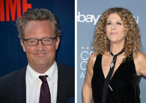 Matthew Perry, Rita Wilson to guest star on The Good Fight TV show on CBS All Access: season 1 (canceled or renewed?)