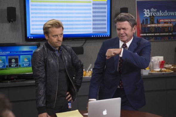 Great News TV show on NBC: season 1 (canceled or renewed?)