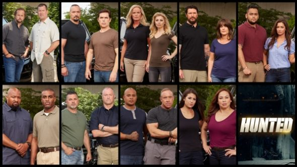 Hunted TV show on CBS: ratings (cancel or season 2?)