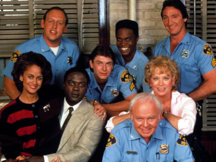 In the Heat of the Night: New TV Series in Development