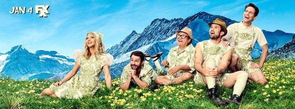 It's Always Sunny in Philadelphia TV show on FXX: ratings (cancel or renew?)