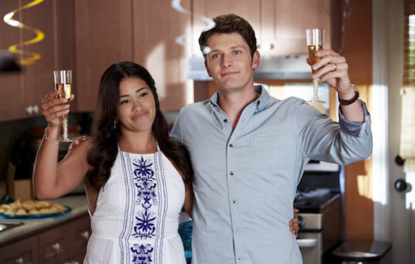 Jane the Virgin TV show on The CW: season 4 renewal