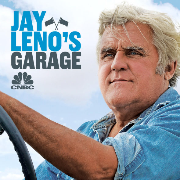 Jay Leno's Garage TV show on CNBC: season 3 renewal (canceled or renewed?)
