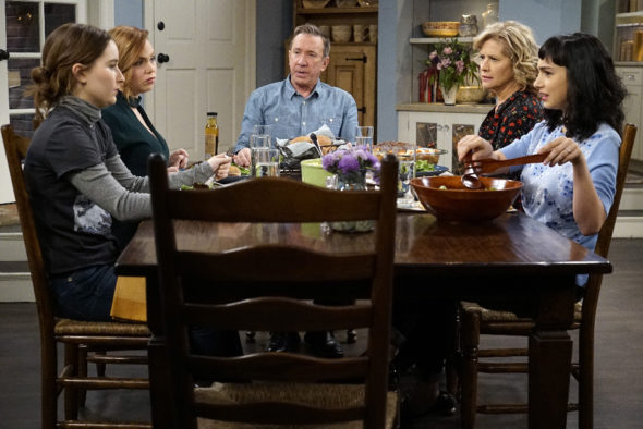 Last Man Standing TV show on ABC: season 7 (canceled or renewed?) Is the Last Man Standing TV show canceled or renewed for season 7 on ABC? Has ABC canceled or renewed the Last Man Standing TV show?