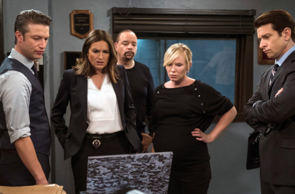 Law & Order: Special Victims Unit TV show on NBC: canceled or season 19?