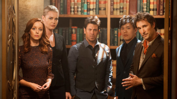 The Librarians TV show on TNT: season 4