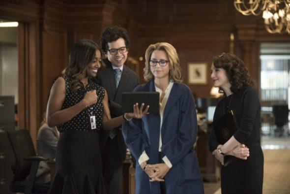 Madam Secretary TV show on CBS: season 4 (canceled or renewed?)