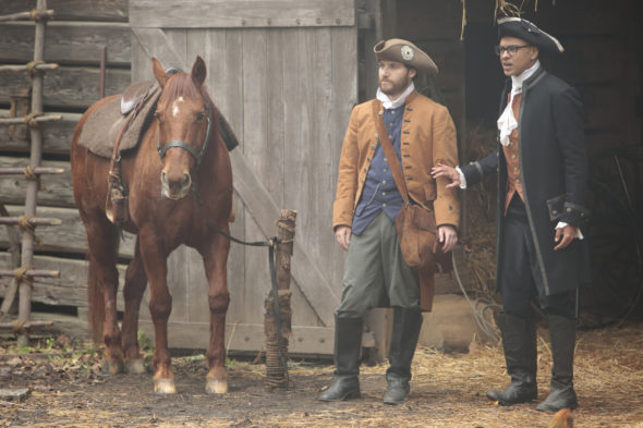 Making History TV show on FOX: canceled or renewed?