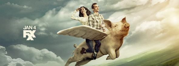Man Seeking Woman TV show on FXX: ratings (cancel or season 4?)