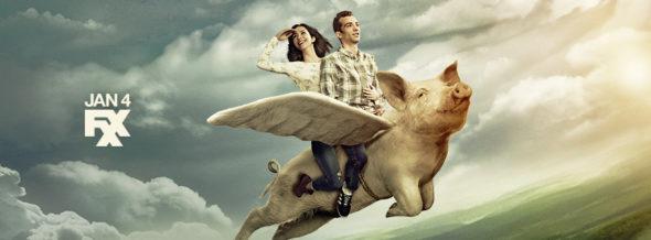 Man Seeking Woman TV show on FXX: ratings (cancel or season 4?)