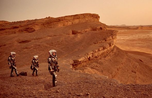 Mars TV show on National Geographic Channel: canceled or renewed?