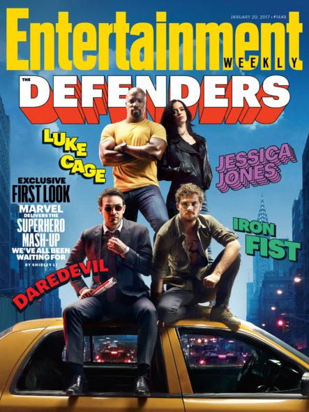 Marvel's The Defenders TV show on Netflix: season 1 (canceled or renewed?)
