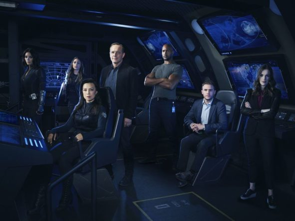 Marvel's Agents of SHIELD TV show on ABC (canceled or renewed for season 5?)