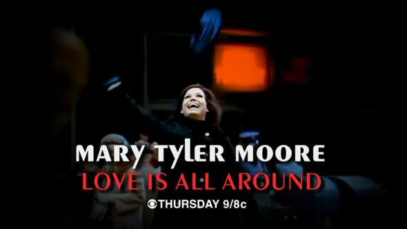 Mary Tyler Moore: Love Is All Around TV show on CBS: canceled or renewed?