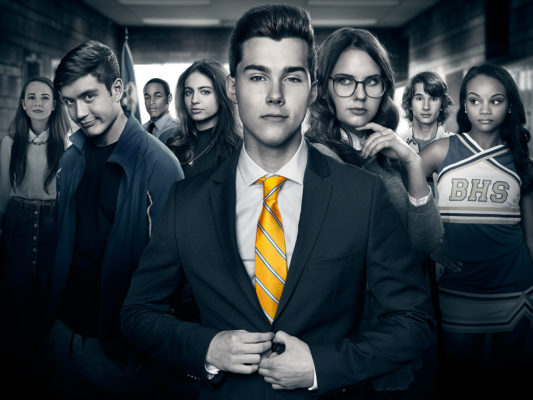Mr. Student Body President TV show on Verizon go90: season 2 renewal (canceled or renewed?)